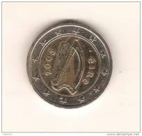 IRLANDE  2005  / 1 Pièce De 2 Euros / De Circulation / Bon état /  Cote Neuve  2013 = 14 Euros  /scan Non Contractuel - Irlanda