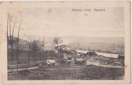 FR2419  --   VILOSNES - SIVRY  --  SAGEWERK  --  1916   -   FELDPOST ( AUS  LOT VON 120 PC VON DEUTSCHE SOLDAT - Frankreich