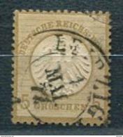 6131- DEUTSCHES REICH - Mi.Nr. 6 Gestempelt / Used - Oblitérés