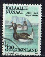 Grönland 1989 // Michel 191 O (9034) - Gebraucht