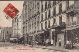 TOUT PARIS 12 ème Cours De Vincennes.Rue Michel Bizot - Arrondissement: 12