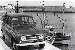 Renault 4  -  1972  -  CPM - Voitures De Tourisme