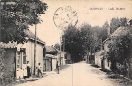 Sompuis         51              Café Dugrez               (voir Scan) - Frankrijk