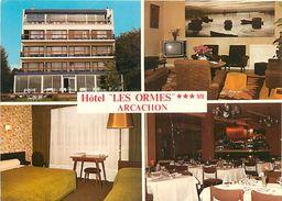 PIE 17-T-7853 : ARCACHON. HOTEL LES ORMES - Arcachon