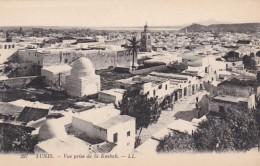 Tunisia Tunis Vue Prise De La Kasbah - Tunisia