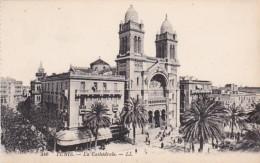 Tunisia Tunis La Cathedrale - Tunisia