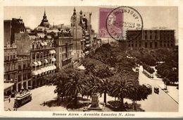 BUENOS AIRES AVENIDA LEANDRO N ALEM - Argentina