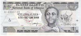Ethiopia - Pick 46d - 1 Birr 2006 - Unc - Ethiopie