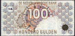 Netherlands 100 Gulden 1992 Circulated - [2] 1815-… : Kingdom Of The Netherlands