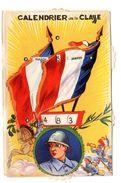 Cartes Postale Système, Calendrier - Militaria