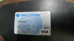 U.s.a-credict Card-(109)-looking In Chip(197) - Geldkarten (Ablauf Min. 10 Jahre)