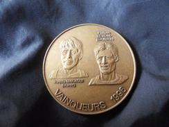 """Medaille Sports  - 25 ème Marvejols-Mende -  20-7-97 - Croix Des """"Anglais"""" - (48) Saint Chely D'Apcher - Athlétisme - Sports"""