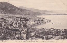 Monaco Monte Carlo La Rade Vue D'ensemble - Monte-Carlo
