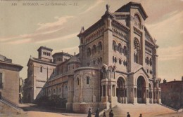 Monaco Monte Carlo La Cathedrale - Saint Nicholas Cathedral