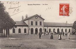 Rouceux - Neufchateau - La Gare - France