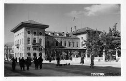 "06747 ""BOSNIA ERZEGOVINA - MOSTAR""  ANIMATA, VERA FOTOGRAFIA. CART NON SPED - Bosnia Erzegovina"