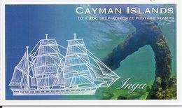 CAYMAN ISLANDS, 2013,  Booklet 38, Shipwrecks And Archors - Kaimaninseln