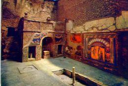 Ercolano - Casa Del Mosaico Di Nettuno E Anfitride - 19565 - Formato Grande Non Viaggiata – Ar - Ercolano