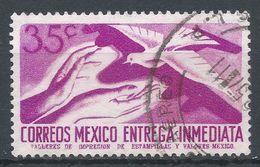Mexico 1956. Scott #E16 (U) Hands, Pigeon, Mains - Mexique