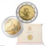 """Vatican 2017 : 2 Euro Commémorative  """"1950e Anniversaire Du Martyre De Saint Pierre Et Saint Paul"""" (en Coffret) - Vaticano"""
