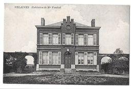 Velaines Habitation De Mr Monsieur Vandael  Bon état Non Circulée - Celles