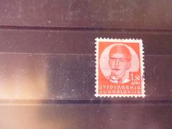 YOUGOSLAVIE   YVERT N° 281 - 1931-1941 Royaume De Yougoslavie