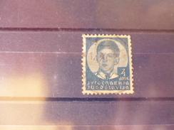 YOUGOSLAVIE   YVERT N° 285 A - 1931-1941 Royaume De Yougoslavie