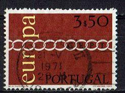 Portugal 1971 // Michel 1128 O (M9062) - Europa-CEPT