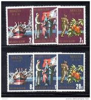 MALTA 1979  , Serie Completa 577/582 ***  MNH - Malta