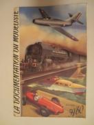 La Documentation Du Modéliste - Catalogue - édition 59 / 60 - Littérature & DVD