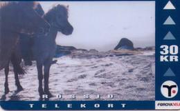 TARJETA TELEFONICA DE ISLAS FEROE. (752) - Faroe Islands