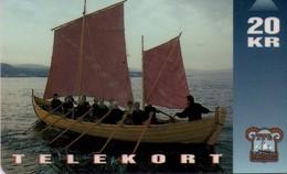TARJETA TELEFONICA DE ISLAS FEROE. (754) - Faroe Islands