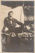 7165.    Old Foto Photo - Donna - Woman - 15 X 10 - Non Classificati