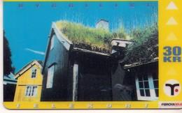 TARJETA TELEFONICA DE ISLAS FEROE. (756) - Faroe Islands