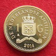 Antilles Netherlands 1 Gulden 2014 Unc - Netherland Antilles