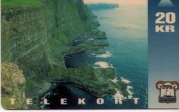 TARJETA TELEFONICA DE ISLAS FEROE. (757) - Faroe Islands