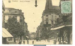 Belge Belgique - Charleroi - Rue De La Montagne , 1901 -ITALIA - Charleroi