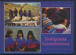 °°° 9360 - COLOMBIA - INDIGENAS COLOMBIANOS °°° - Colombia