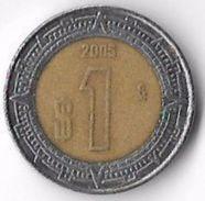 Mexico 2005 1 Peso [C542/2D] - Mexico