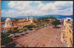 °°° 9365 - COLOMBIA - BUCARAMANGA - PLAZA CIVICA LUIS CARLOS GALAN °°° - Colombia