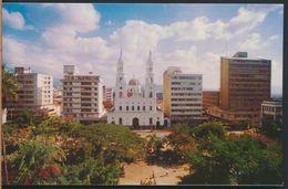°°° 9366 - COLOMBIA - BUCARAMANGA - PARQUE SANTANDER °°° - Colombia