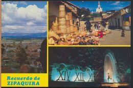 °°° 9368 - COLOMBIA - RECUERDO DE ZIPAQUIRA °°° - Colombia