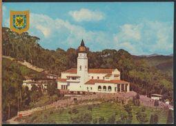 °°° 9373 - COLOMBIA - BOGOTA - SANTUARIO DE MONSERRATE - 1987 °°° - Colombia