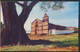 °°° 9382 - COLOMBIA - BARICHARA - CAPILLA DE SANTA BARBARA °°° - Colombia