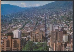 °°° 9384 - COLOMBIA - MEDELLIN - CENTRO DE LA CIUDAD °°° - Colombia