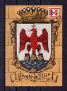""""""" COMTE DE NICE """" Sur Carte Maximum De 1947. N° YT 758. Voir Les 2 Scans. CM - Cartes-Maximum"""