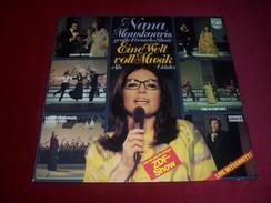 NANA  MOUSKOURI   °  EINE  WELT  VOLL  MUSIK  ALS  GASTE  °° MADE IN GERMANY - Vinyl Records