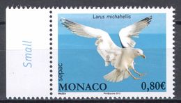 Monaco 2013 Vogel Birds  SEPAC 1v MNH** - Pájaros