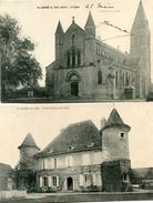 SAINT ANDRE LE GAZ(2 CARTES) - Saint-André-le-Gaz