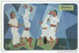 Capoeira Sport Brésilien Télécarte  Phonecard  R648 - Brésil
